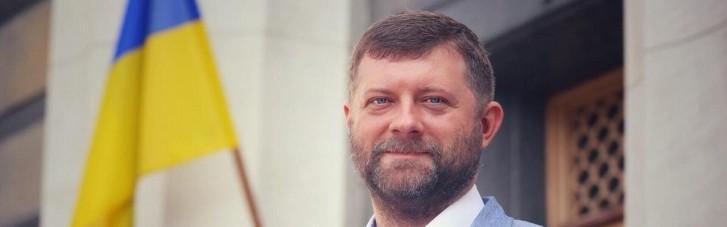 """""""Слуга"""" Корнієнко назвав пріоритет влади на найближчий рік"""