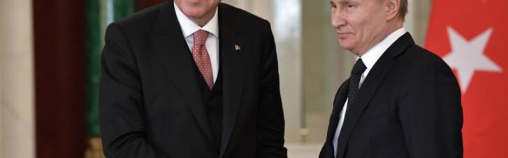 Отжать газ. Как Эрдоган с Путиным мировой порядок доламывают