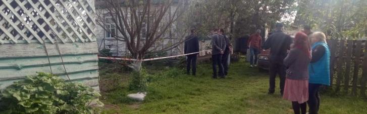 Вбивство на Житомирщині: невідомий розстріляв подружжя (ФОТО)