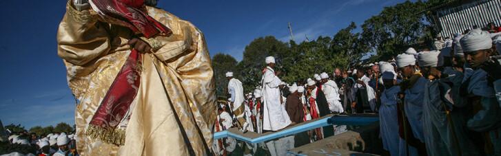Священные рощи. Почему эфиопы более продвинутые христиане, чем украинцы
