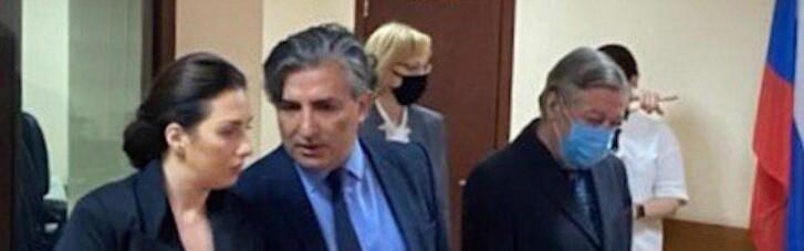 Восемь лет колонии общего режима и штраф: Суд в РФ огласил приговор Михаилу Ефремову