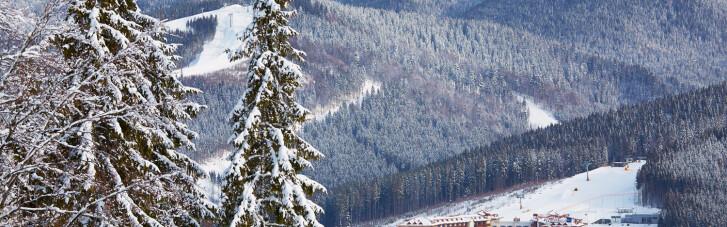 В этом году сезон катания в Буковеле открыл новый генеральный менеджер отеля Radisson Blu Resort, Bukovel