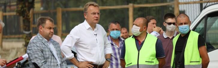 """Мер без мерії. Чи зіпсують """"слуги"""" Садовому кампанію у Львові"""