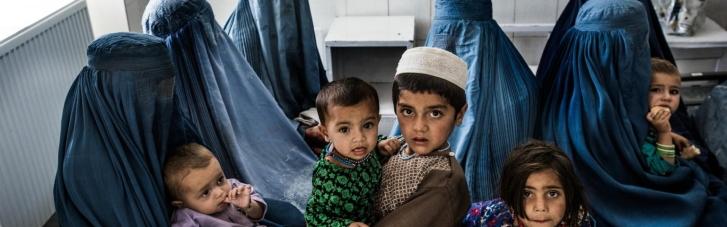 """В ООН предупредили о """"гуманитарной катастрофе"""" в Афганистане"""