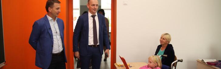 Юрій Голік: Інклюзивна освіта підвищує толерантність до особливим дітям