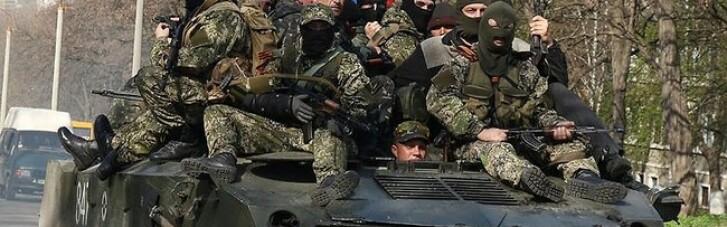 Українська розвідка фіксує перекидання російських військових в ОРДЛО