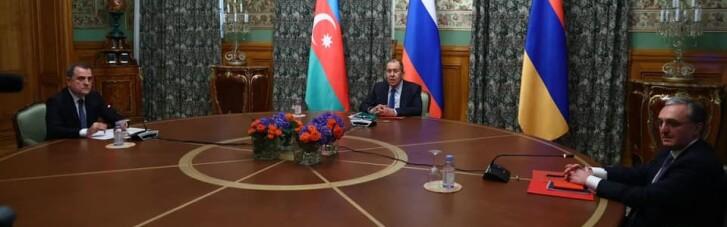 Главное — маневры. Что означает карабахское перемирие, достигнутое в Москве
