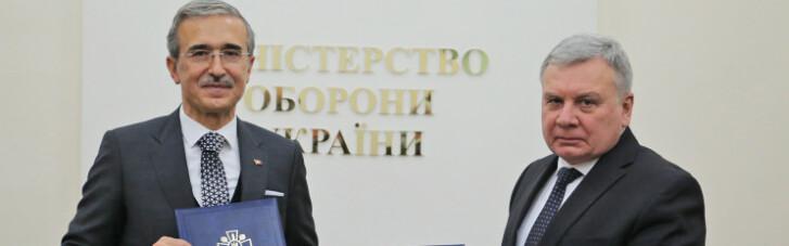 Україна і Туреччина домовилися про виробництво корветів та безпілотників