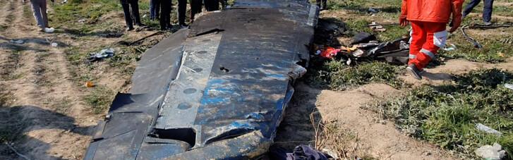 Катастрофа літака МАУ: Міжнародна група прокоментувала підсумковий звіт Ірану