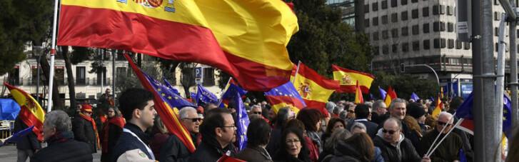 Снова каталонский вопрос. Почему испанцы ходят на выборы, как на работу
