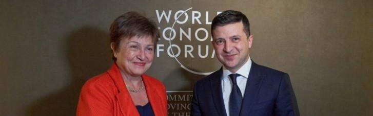Реструктуризация или дефолт. Почему у Зеленского решили радикально изменить отношения с МВФ
