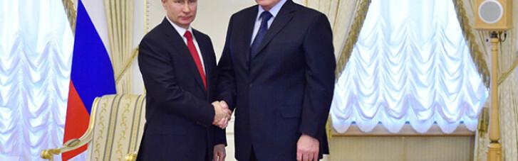 """Лукашенко анонсував """"серйозну зустріч"""" з Путіним за тиждень"""