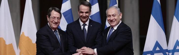"""Большие амбиции маленького острова. Как Кипр """"сел на газ"""" и воспитывает Россию с Европой"""