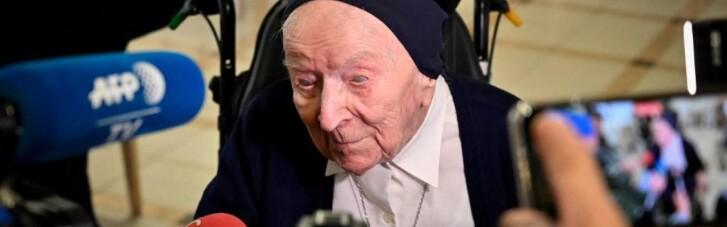 У Франції перемогла коронавірус 116-річна монахиня