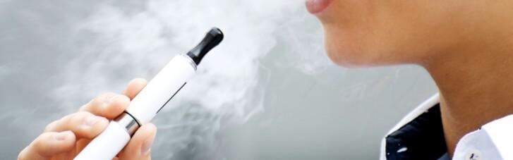 Время детенизации рынка электронных сигарет в Украине
