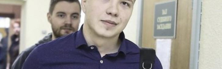 Викраденого з літака Протасевича перевели у СІЗО КДБ