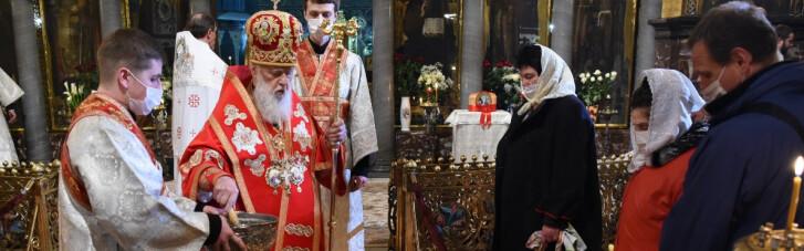 Тайные праздники. Как УПЦ МП проигнорировала патриарха Кирилла, а Филарет - Епифания