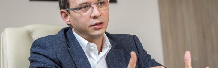 Мураєв прокоментував намір Новинського купити його телеканал