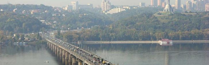 В Киеве на мосту Патона проведут ремонтные работы и обустроят велодорожки