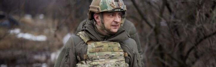 Легко не буде: Зеленський прокоментував спробу домовитися про перемир'я на Донбасі