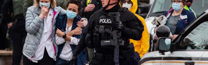 Байден против штурмовых винтовок. Почему расстрелы в США продолжатся на радость МВД Украины