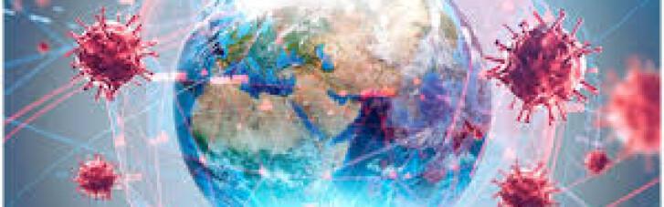 Україна опустилась на 13-е місце за поширенням COVID у світі