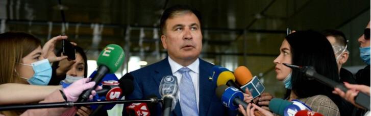 Саакашвили - в мэры Киева. Как на Банковой решили перехитрить жителей столицы