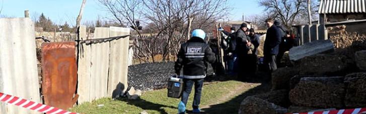 Убийство 7-летней девочки на Херсонщине: полиция спасла подозреваемого от самоубийства (ВИДЕО)