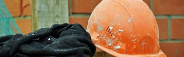В Киеве на строительной площадке мужчине оторвало ногу