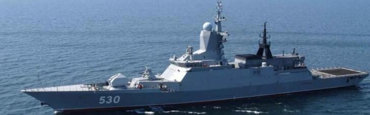 У 2021 році виділять 3,8 млрд грн на придбання корвета для ВМС України