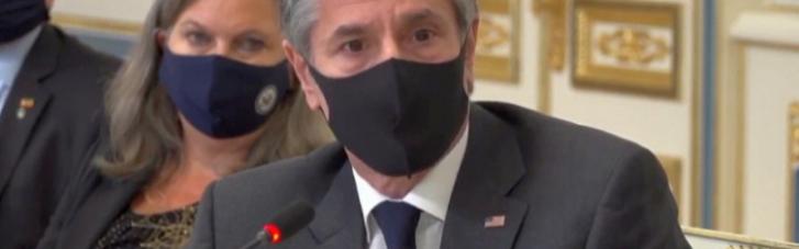 """Зміна керівництва """"Нафтогазу"""" може нашкодити міжнародному іміджу України, — Блінкен"""