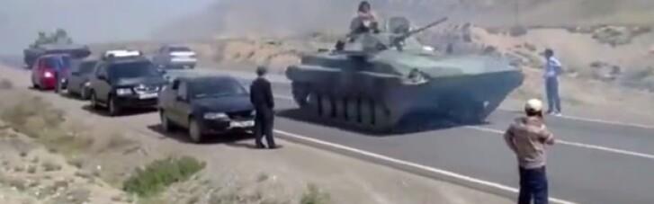 """Конец """"войне"""": Кыргызстан и Таджикистан договорились об отводе войск"""
