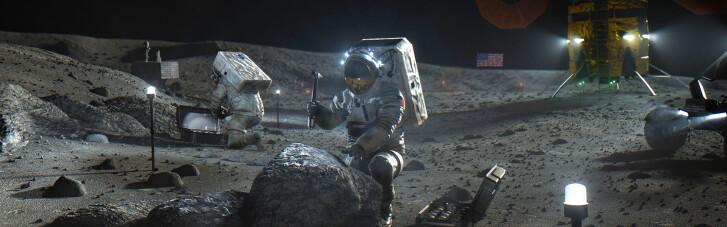 """Проєкт """"Артеміда"""": чому це важливо. Як місячна програма США впливає на майбутнє всього людства"""