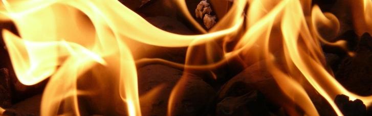 В Белой Церкви из-за обогревателя вспыхнул пожар в больнице