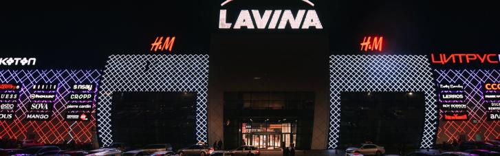 День перед локдауном побил рекорды посещения Lavina Mall