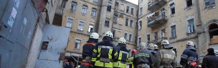 Сколько аварийных домов может еще рухнуть в столице