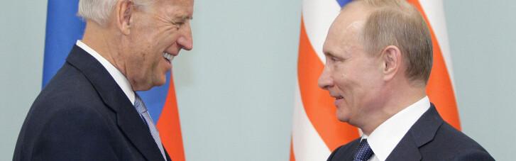 Поцелуй Зеленского. Как Путин будет доказывать Байдену, что он - (не) киллер