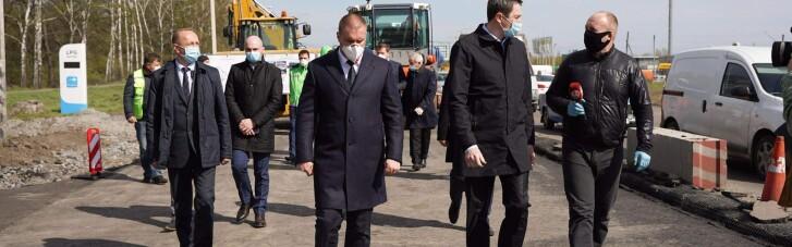 План міністра Чернишова розділити країну на десять функціональних зон