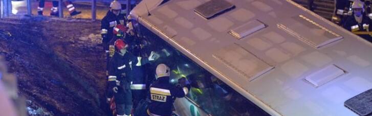 В МИД прокомментировали смертельное ДТП с украинским автобусом в Польше
