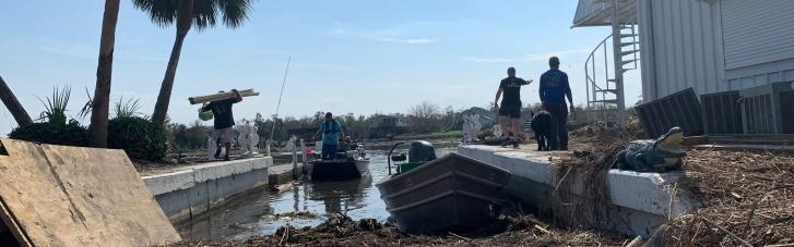 """Після урагану """"Іда"""" понад 400 тис. будинків в американському штаті Луїзіана досі залишаються без світла"""