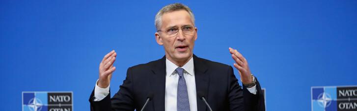 Росію питати не будуть: Столтенберг обіцяв допомогти Україні вступити в НАТО