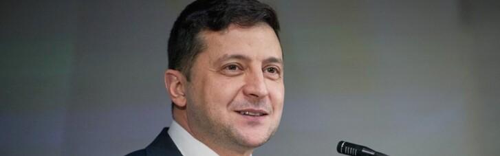 Зеленський задекларував понад 19 млн доходів: з цього зарплата — тільки 2%