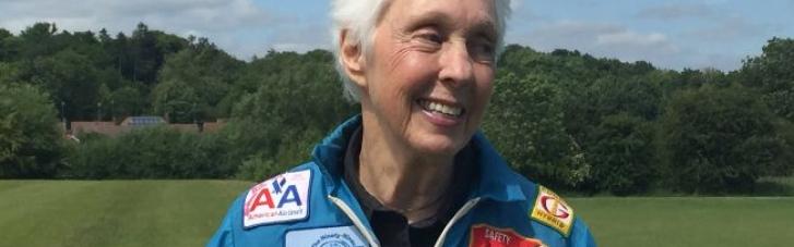 Миллиардер Безос пригласил с собой в космос 82-летнюю американку