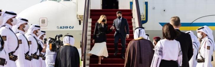 Зеленський пообіцяв Катару продовольчу безпеку в обмін на інвестиції
