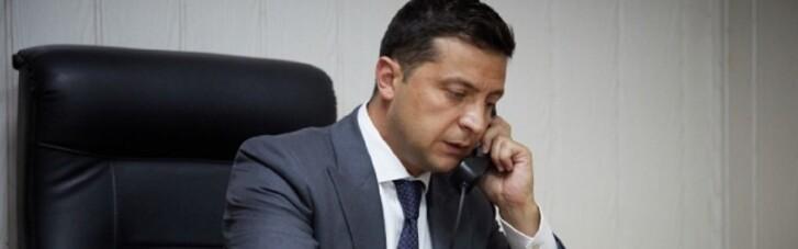 Зеленский встревожен ситуацией в Израиле и призывает остановить конфликт