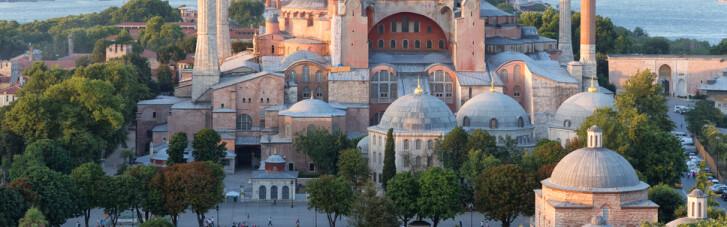 Пристрасті навколо Айя Софії. Як музей із запоруки дружби Туреччини і Росії перетворився на заручника