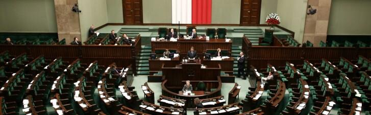 Російські війська на кордоні: Сенат Польщі ухвалив резолюцію на підтримку України