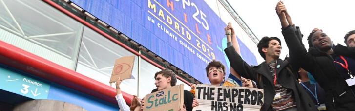 Благоденствие на свалке. Почему даже Австралия в Мадриде не испугалась Греты Тунберг