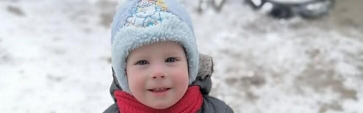 На Київщині зник дворічний хлопчик, до пошуків залучили аеророзвідку (ФОТО)