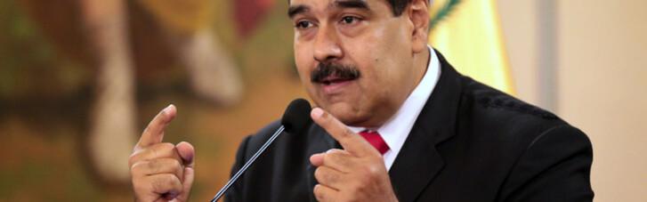 Фланелевый недопереворот. Почему Мадуро не напугал взрыв дрона